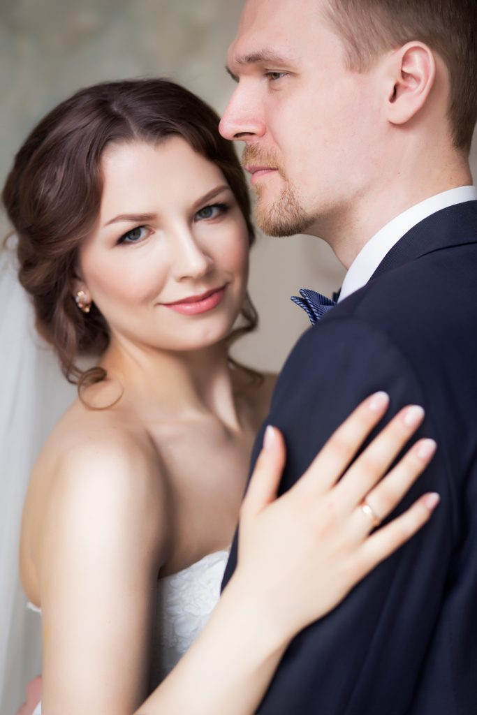 Фотосессия с мужем в студии