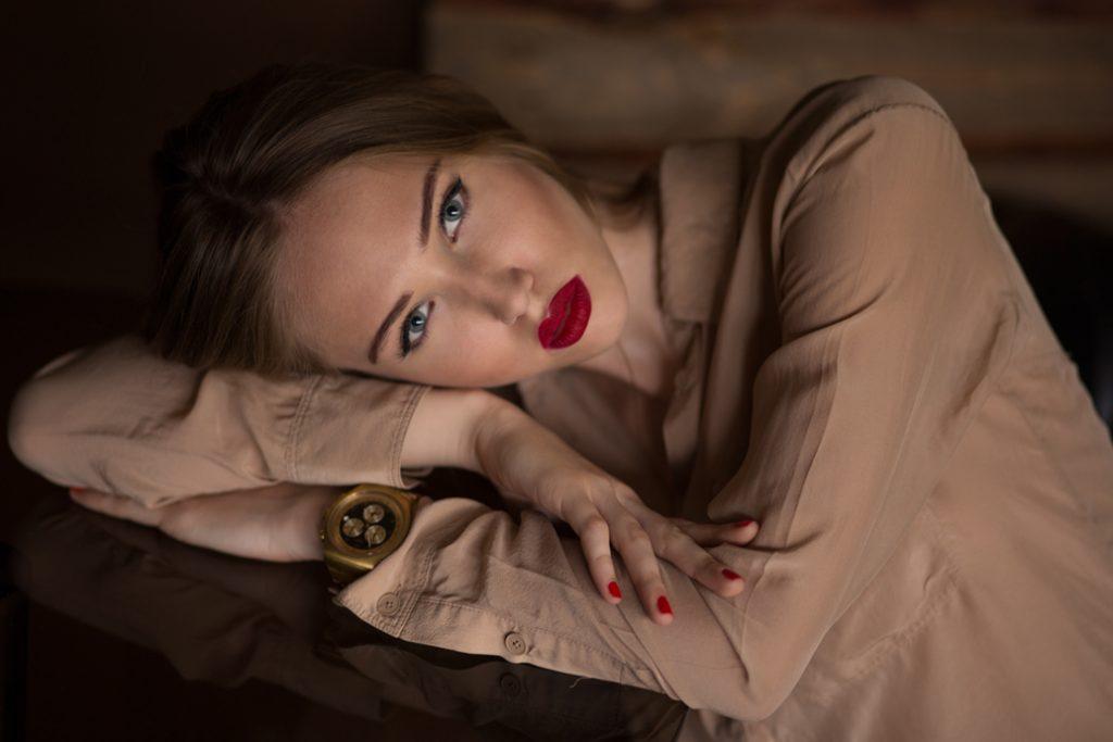 Портретный фотограф Москва