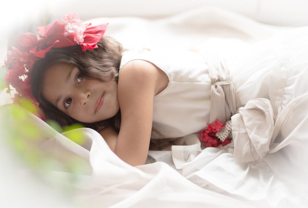 Детская фотосессия девочек