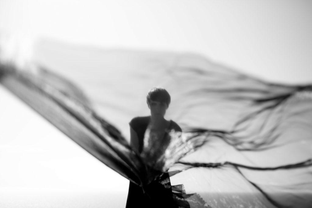 Летняя фотосессия в платье