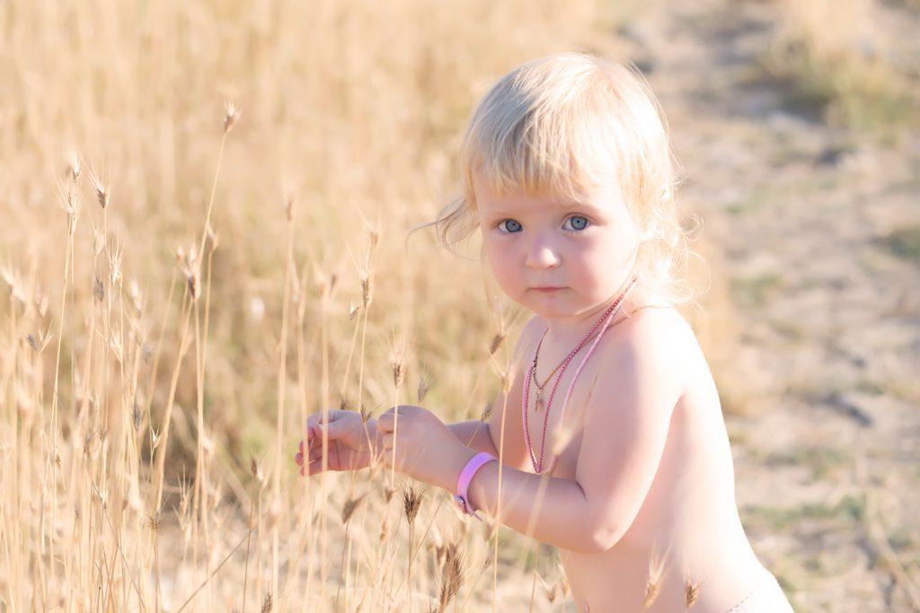 Фотосессия месячного ребенка
